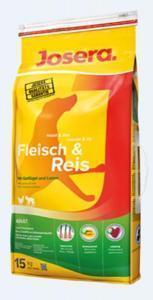 Josera Fleisch & Reis сухой корм с мясом и рисом для собак с чувствительным пищеварением 15 кг