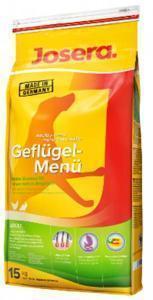 Josera Geflügel-Menü легкоусвояемый сухой корм для собак всех пород 15 кг