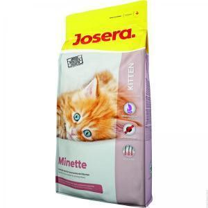 Josera Minette сухой корм для котят, беременных и кормящих кошек 10 кг