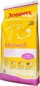 Josera Miniwell сухой корм для собак мелких пород 15 кг