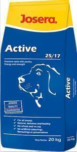 Josera Premium Active сухой корм для активных собак 20 кг