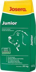 Josera Premium Junior сухой корм для щенков и молодых собак 20 кг