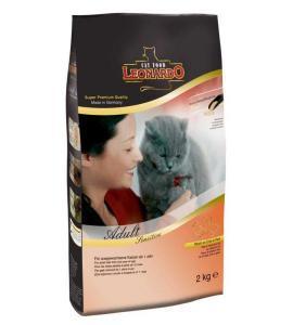 Leonardo Adult Duck сухой корм для кошек с уткой