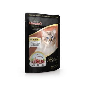 Leonardo Fleisch Menu консервы для кошек с курицей и говядиной 85гр х 16шт