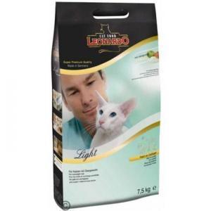 Leonardo Light облегченный сухой корм для кошек