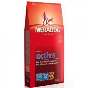 MeraDog Active сухой корм для собак с высокой активностью 12,5 кг