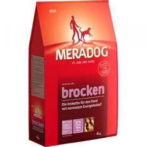 MeraDog Brocken для собак с нормальной активностью сухой корм 12,5 кг