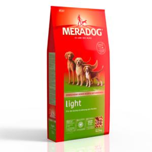 MeraDog Light сухой корм для собак с избыточным весом 12,5 кг
