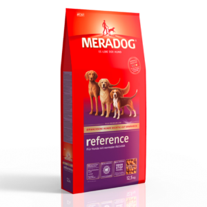 MeraDog Reference сухой корм для собак с нормальной активностью 12,5 кг