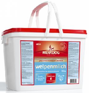 MeraDog Welpenmilch сухое молоко для щенков всех пород 10 кг