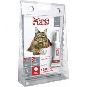 Ms.Kiss капли инсектоакарицидные для кошек