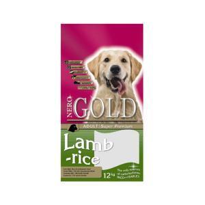 Nero Gold Adult Lamb & Rice 23/10 сухой корм для собак, склонных к аллергии