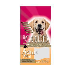 Nero Gold Adult Mini Chicken and Rice 23/12 сухой корм для собак мелких пород 18 кг