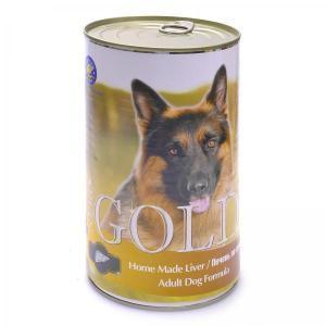 Nero Gold Home Made Liver консервы для собак с печенью