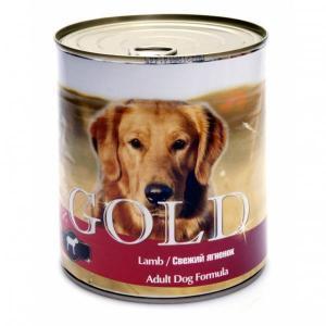 Nero Gold Lamb консервы для собак с ягненком