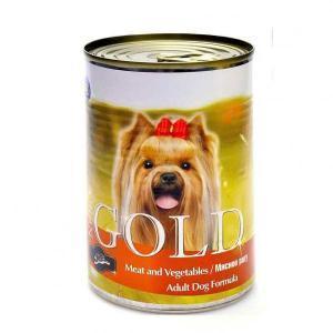 Nero Gold Meat and Vegetables консервы для собак с мясом и овощами