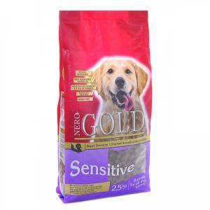 Nero Gold Sensitive Turkey and Rice 23/13 сухой корм для чувствительных собак