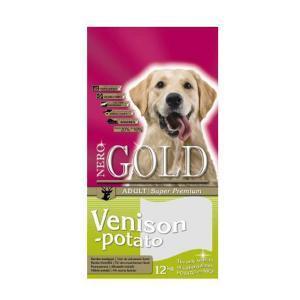 Nero Gold Venison&Potato 20/10 сухой корм для собак при чувствительном пищеварении