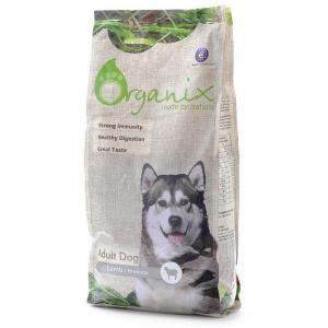 Organix Adult Dog Lamb сухой корм для собак с ягненком при пищевой аллергии