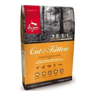 Orijen Adult Cat & Kitten сухой корм для кошек всех возрастов 17 кг
