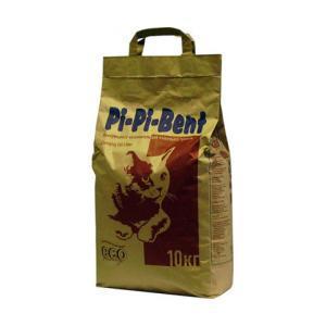 Pi-Pi-Bent Classic наполнитель для кошачьего туалета (Классик) 10 кг