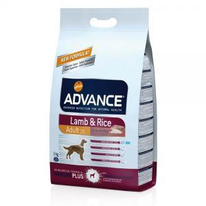 Advance Adult Lamb & Rice сухой корм для взрослых собак ягненок с рисом 12 кг