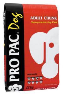 Pro Pac Adult Chunk сухой корм для взрослых собак всех пород