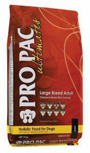 Pro Pac Ultimates Large Breed Adult сухой корм для собак крупных пород 12 кг