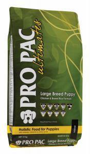 Pro Pac Ultimates Large Breed Puppy сухой корм для щенков крупных пород 12 кг