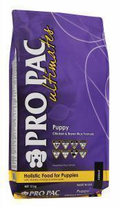 Pro Pac Ultimates Puppy сухой корм для щенков и кормящих сук 12 кг