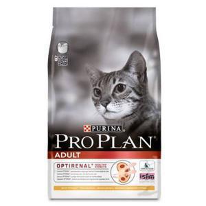 Pro Plan Adult сухой корм для кошек Лосось