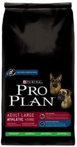 Pro Plan Adult Large Breed Athletic Lamb Rice сухой корм с ягненком для собак крупных пород 14 кг