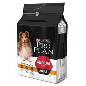 Pro Plan Adult Medium сухой корм для собак средних пород