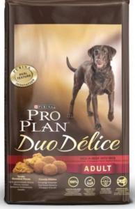Pro Plan Duo Delice сухой корм для собак Говядина с рисом 10 кг