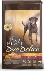Pro Plan Duo Delice сухой корм для собак Курица с рисом 10 кг