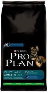 Pro Plan Puppy Large Breed Lamb & Rice сухой корм для щенков крупных пород с ягненком 14 кг