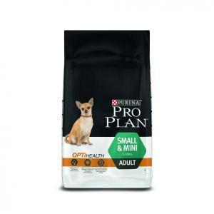 PRO PLAN Small & Mini Adult сухой корм для собак мелких пород с курицей и рисом 7 кг