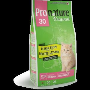 Pronature 30 Kitten сухой корм для котят