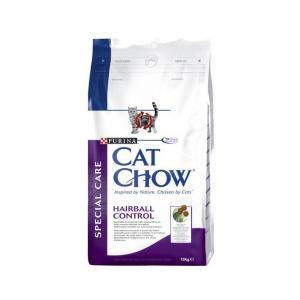 Purina Cat Chow Hairball Control сухой корм для кошек для контроля комков шерсти в желудке 15 кг