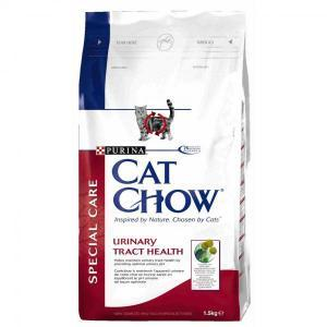 Purina Cat Chow Urinary Tract Health сухой корм для кошек для профилактики МКБ 15 кг