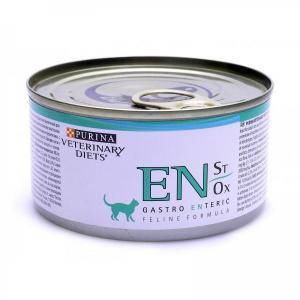 Purina EN Gastroenteric лечебные консервы для кошек при заболеваниях ЖКТ 195 г (24 штуки)