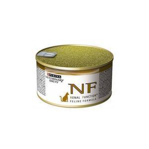 Purina NF Renal лечебные консервы для кошек при заболеваниях почек 195 г (24 штуки)