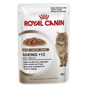 Royal Canin Ageing +12 влажный корм для кошек старше 12 лет (в желе) 85г*12шт