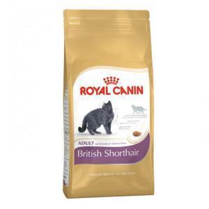Royal Canin British Shorthair Adult сухой корм для британских кошек 10 кг