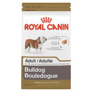 Royal Canin Bulldog 24 Adult сухой корм для собак породы бульдог 12 кг