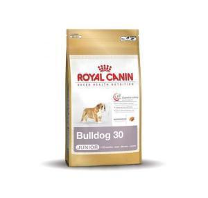 Royal Canin Bulldog 30 Junior сухой корм для щенков породы английский бульдог 12 кг