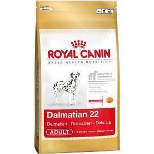 Royal Canin Dalmatian 22 Adult сухой корм для собак породы далматин 12 кг
