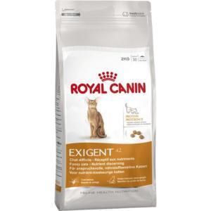 Royal Canin Exigent 42 Protein сухой корм для кошек привередливых к составу продукта 10 кг