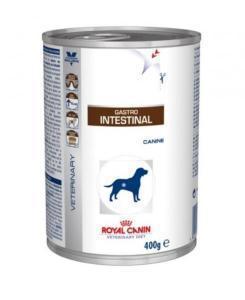 Royal Canin Gastro Intestinal лечебные консервы для собак при расстройствах пищеварения 400 г (12 штук)