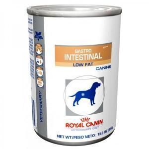 Royal Canin Gastro Intestinal Low Fat консервы для собак с нарушением пищеварения 410 г (12 штук)